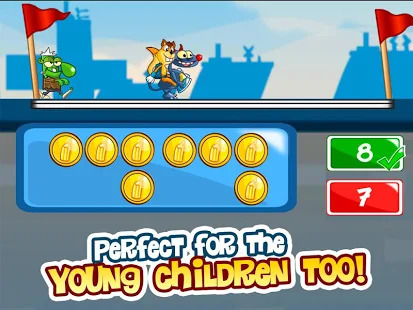 Math Games for kids of all ages Screenshot