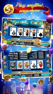 Full House Casino - Free Vegas Slots Casino Games Screenshot