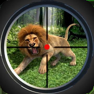 Animal Sniper Hunting: Jeep Simulator 3D