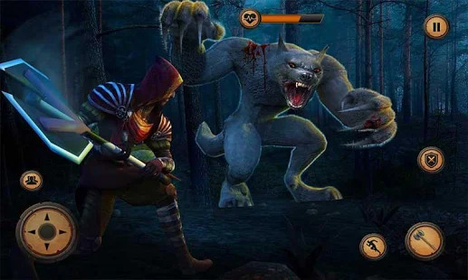 Games lol | Game » Werewolf Monster Hunter 3D: Bigfoot
