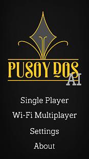 Pusoy Dos Ai Screenshot