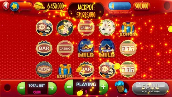 Earn Money Playing Slots Games Screenshot