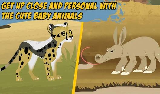 Wild Kratts Baby Buddies Screenshot