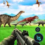 Dinosaurs Hunter Wild Jungle Animals Safari