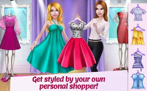 Shopping Mall Girl - Dress Up & Style Game Screenshot