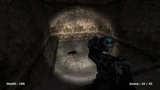 The Rake: Rust Dead Survival Screenshot