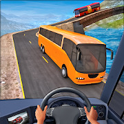 Tourist Bus Adventure: GBT New Bus Games 3D