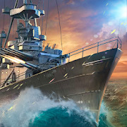 Warship Fury-the best naval battleships game.