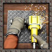 Angle Grinder - Gamified Safety Guide