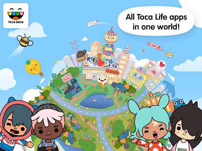 Toca Life: World Screenshot