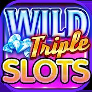 Wild Triple Slots: Classic Vegas 3-Reel Slots!