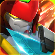 Armor Beast Arcade fighting