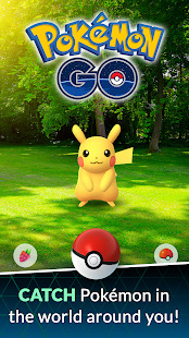 Pokmon GO Screenshot