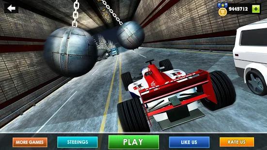 Speed Bump Car Crash Simulator: Beam Damage Drive Screenshot