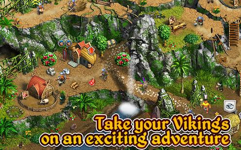 Viking Saga 3: Epic Adventure Screenshot