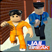 Roblox Escape The Jail Obby Games Lol