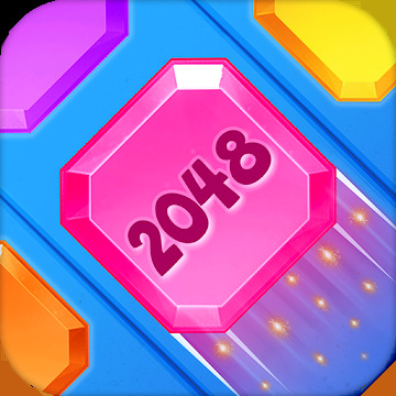 2048 Shoot N Merge - Shoot Up