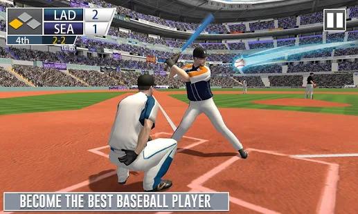 Baseball Home Run Clash - all star baseball game Screenshot