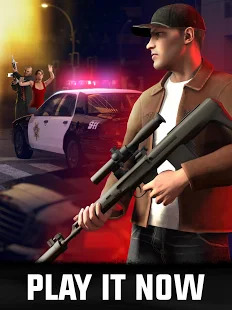 Sniper 3D Gun Shooter: Free Elite Shooting Games Screenshot
