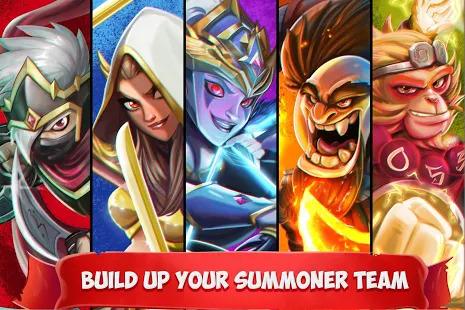 Epic Summoners: Hero Legends - Fun Free Idle Game Screenshot