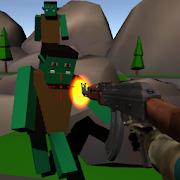 Ragdoll Monster Shooter- Free Ragdoll physics game