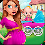 Mommy & Newborn Baby Nursery- Virtual Babysitter