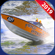 Water Boat Stunt - Real Surfer 2019