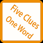 Word Finder - 5 Clues 1 Word