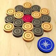Carrom King - Best Online Carrom Board Pool Game