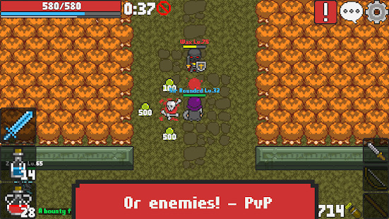 Rucoy Online - MMORPG - MMO - RPG Screenshot