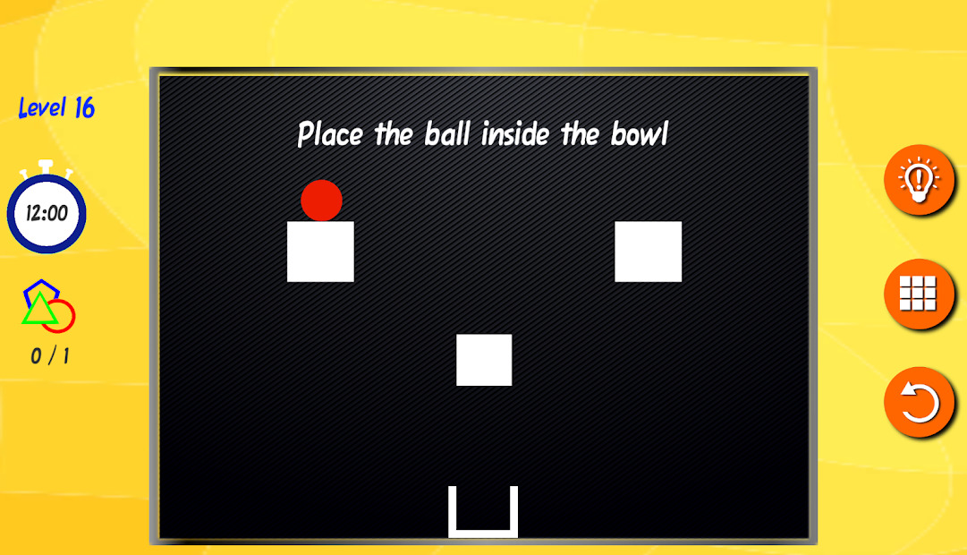 Brain Work! - Physics Puzzles Screenshot