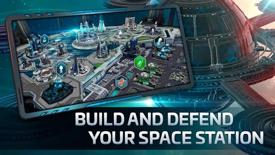 Star Trek Fleet Command Screenshot