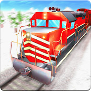 Railroad Crossing Train Simulator Speed Train Game
