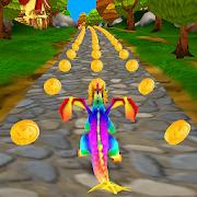 Flying Dragon Run - Dragon World Dino Simulator