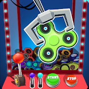 Prize Machine Spinner Simulator