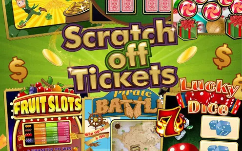 Scratch Off Tickets Screenshot