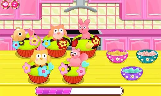 Bake Cupcakes Screenshot