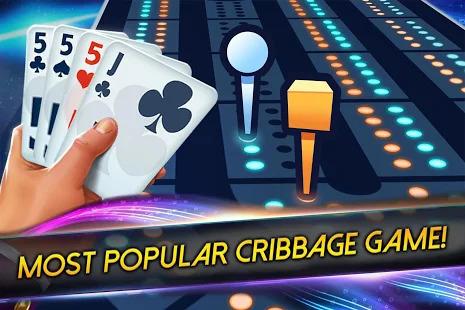 Ultimate Cribbage - Classic Board Card Game Screenshot