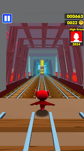 Subway Adventure Mass 3D Screenshot