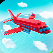 Aircraft Survival Block Planes - Flying Simulator