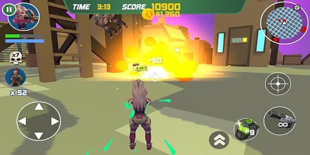 Realm Battle - Royale Legends Screenshot