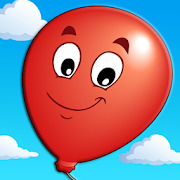 Kids Balloon Pop Game Free ????