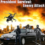 President Survival: Enemy Attack