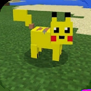 Yellow Pixelmon  Mod  for MCPE