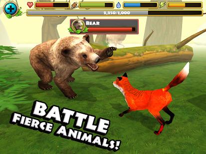 Fox Simulator Screenshot