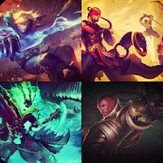 Guess The LoL Champion Quiz