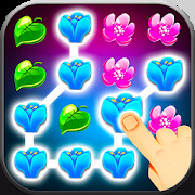 Flower Blossom Game: Color Match Flower Games Free