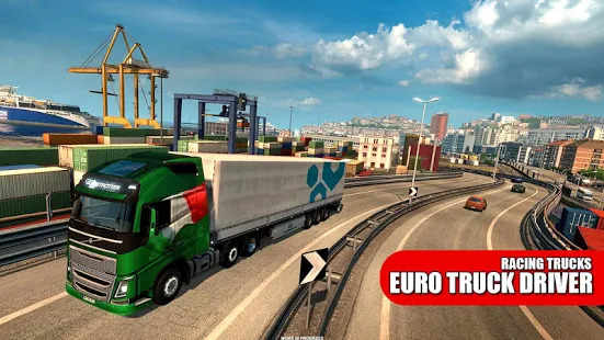 Games lol | Game » Euro American Truck Driver Simulator 2019