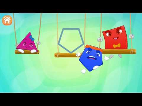 Games lol | Game » Smart shapes: toddler games for learning