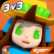 Arena of Arrow-3v3 MOBA Game